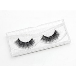 3D Silk protein Handmade False EyeLashes b401