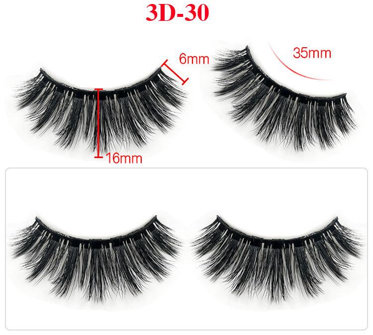 3D Faux mink lashes