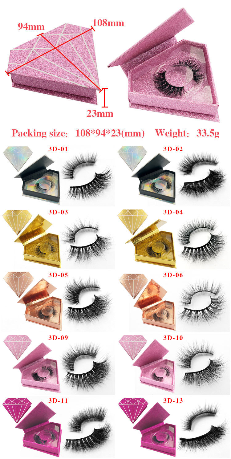 3d custom package mink lashes2