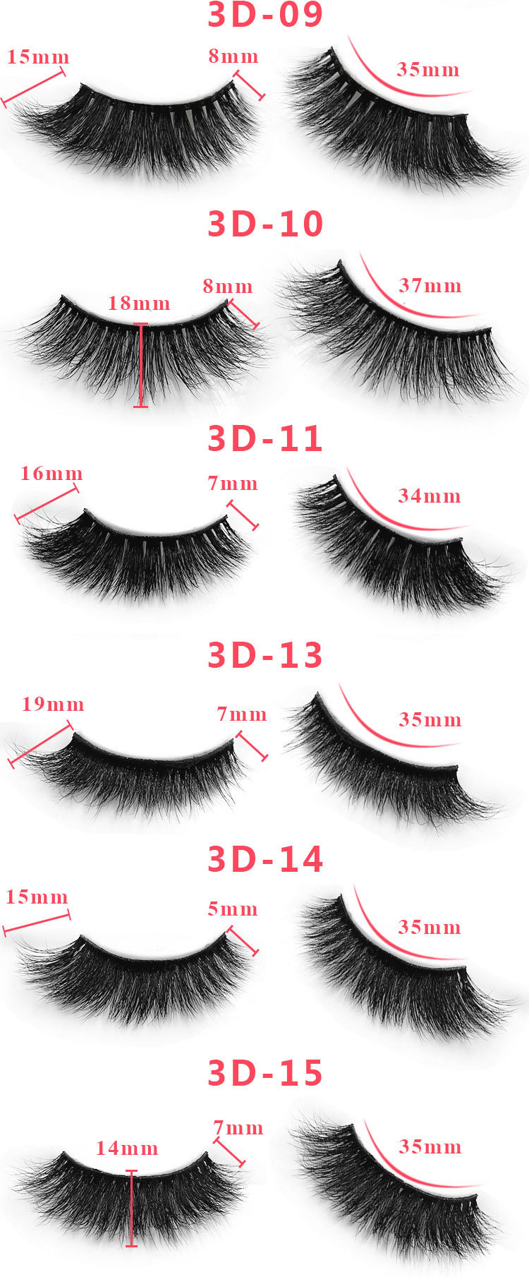 3d custom package mink lashes4